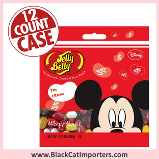 Jelly Belly / Disney Mickey Mouse / Classic Peg Bag