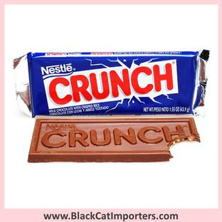Nestle Crunch Chocolate Bars