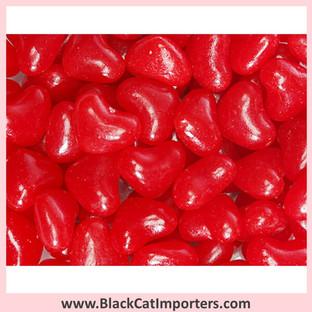 Cinnamon Hearts / Bulk 5lb Bag