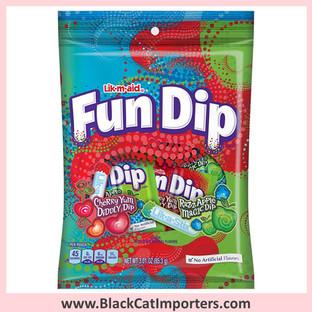 Wonka Fun Dip / Peg Bag