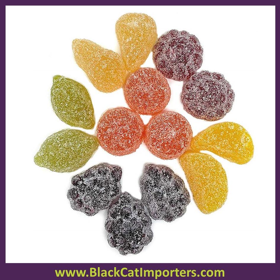 Gustaf's Fruit Pastilles 6.6lbs
