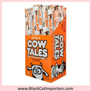 Cow Tales Candy Sticks Caramel (Vanilla)