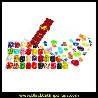 Jelly Belly - 40 Flavors / Gift Box