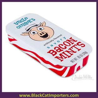 Archie McPhee - Bacon Mint 12ct