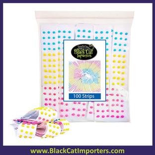 Candy Buttons Bulk 100ct Bag
