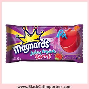 Maynards Juicy Squirts Gummies / Berry