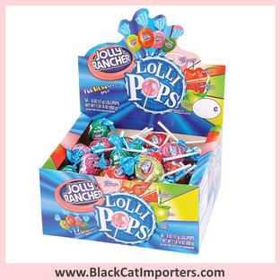 Jolly Rancher Lollipops 50-Piece Box