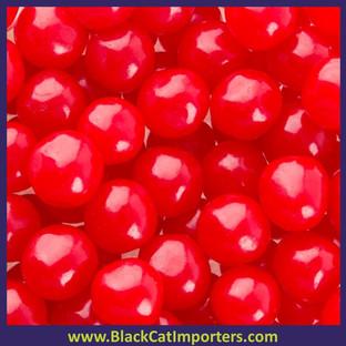 McCormicks Sour Cherry Balls Bulk Bags - 2/1.0kg/bag