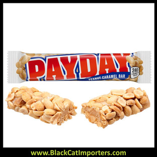 PayDay Candy Bars