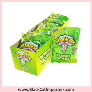 WareHeads - Extreme Sour Candy 12ct