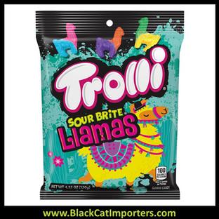 Trolli Sour Brite Llamas 4.25oz 1/12ct