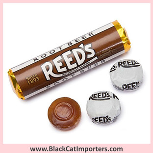 Reed's - Hard Candy Rolls / Root Beer