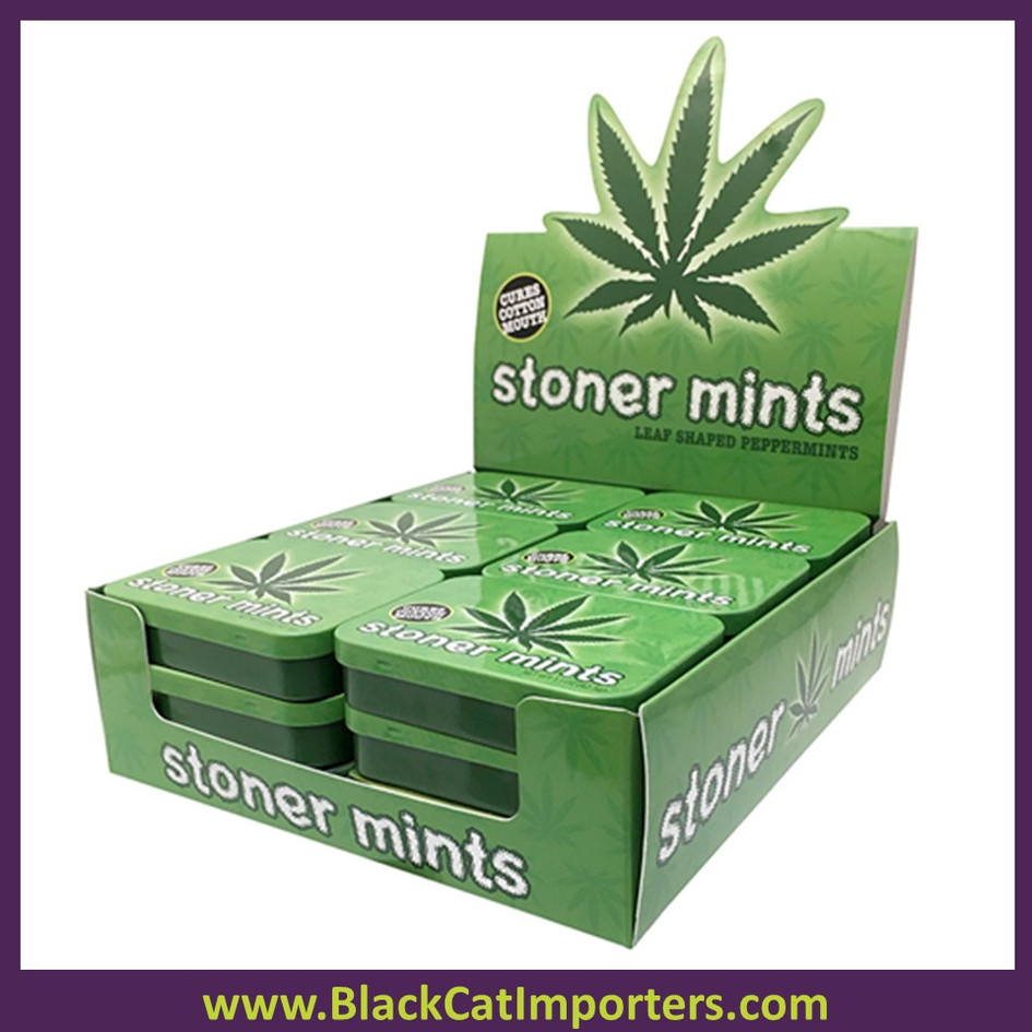 Boston America: Stoner Mints 18ct