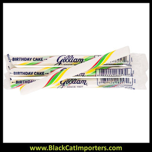 Gilliam Old Fashioned Sticks Birthday 80ct