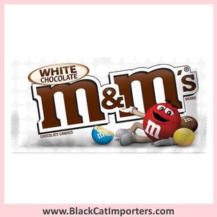 M&M - White Chocolate