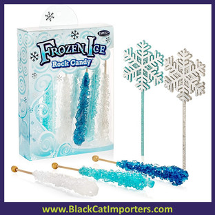 Frozen Ice Rock Candy 6pc 4ct