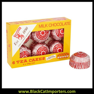 Tunnocks Tea Cakes 12x6 pack
