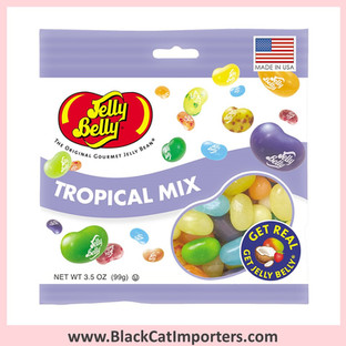Jelly Belly - Tropical Mix / Peg Bag