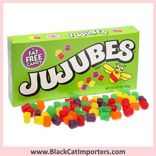 Jujubes / Theater Box