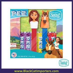 Pez Twin Pack Gift Set - Spirit 12ct