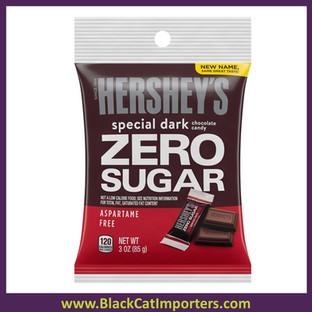 Hershey's Minis SUGAR FREE Special Dark Choc 3oz 12ct