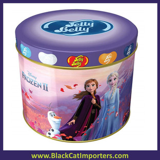 Jelly Belly Disney FROZEN 2 Jelly Beans Collectible Gift Tin 8/111g