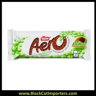 Aero Peppermint Bar 24ct/Box