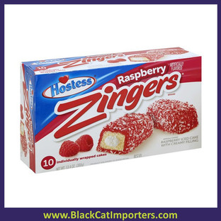 Hostess Raspberry Zingers 10ct