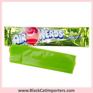 AirHeads Taffy Bars / Green Apple