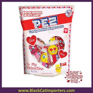 Pez Seasonal - Valentine's Day PEZ Party Bag 6/12 pack