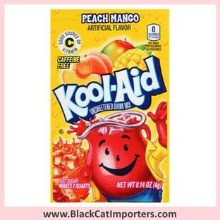 Kool-Aid Unsweetened Drink Mix / Peach Mango