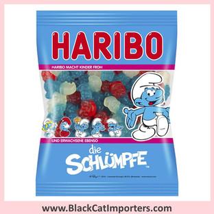 Haribo Gummies / The Smurfs / Peg Bag