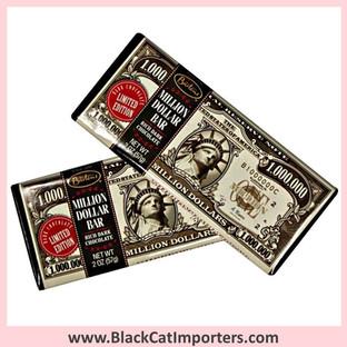 Million Dollar Chocolate Bars / Dark Chocolate