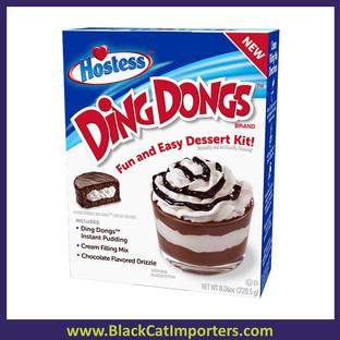 Hostess™ – Ding Dongs™ Dessert Kit 6ct