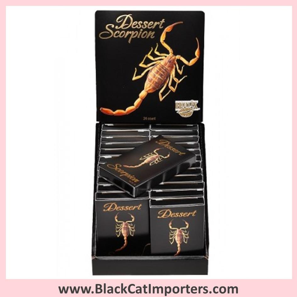 Hotlix Chocolate Dipped Dessert Scorpion  24-ct.