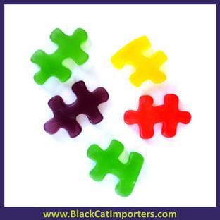 McCormicks Puzzle Gummy Candy-2.5 kg