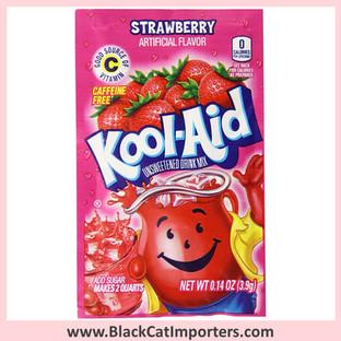 Kool-Aid Unsweetened Drink Mix / Strawberry