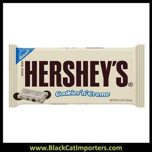 Hershey's Giant Bar - Cookies n Crème 12ct / Case