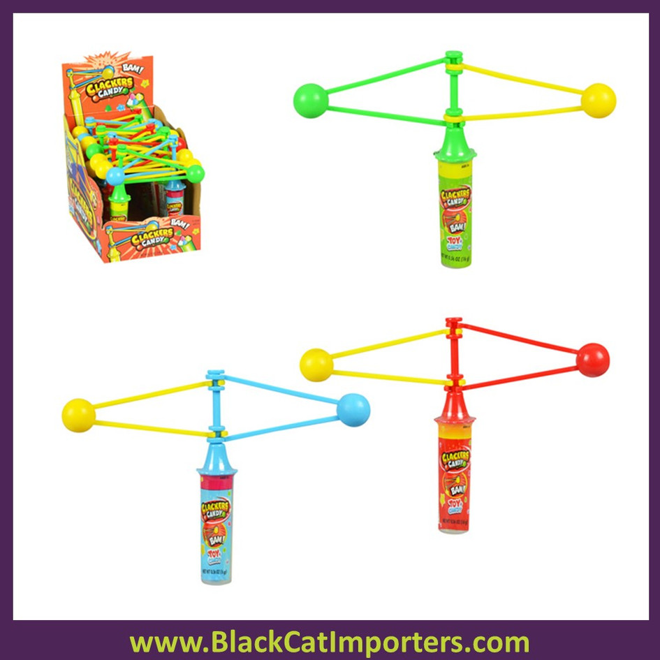 KoKo's Clacker Toy & Candy 12ct