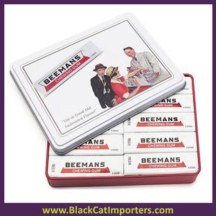 Nostalgia Beeman's Gum 10-Piece Gift Tin 6ct