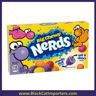 Wonka Nerds Big Chewy Theater Box 12/4.25 oz