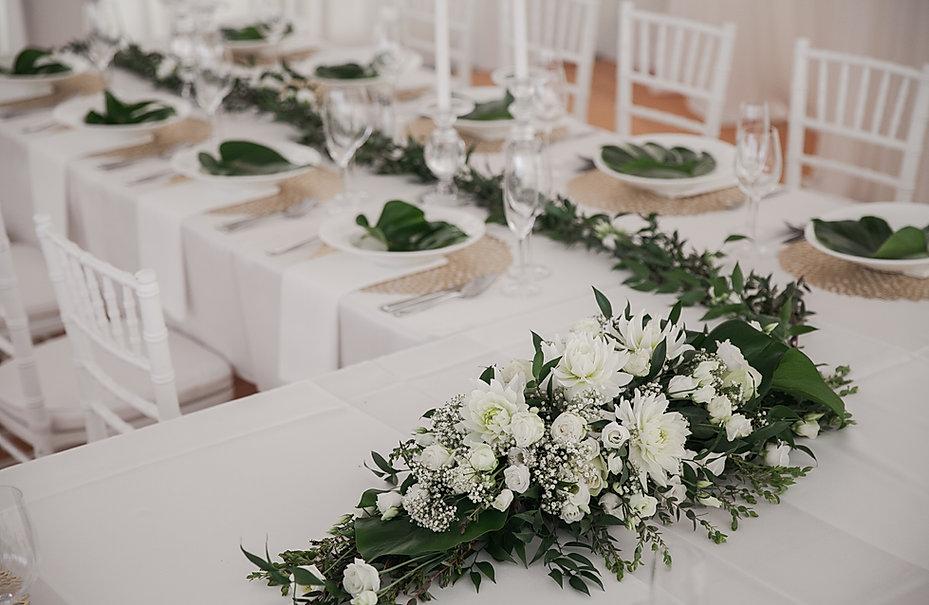 natural výzdoba, svadba, svadobný stan, rosenthal, trnava
