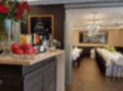 reštaurácia, jedlo, rosenthal