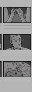 Storyboards: Trauma