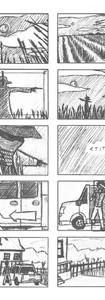 Storyboards: The Scarecrow