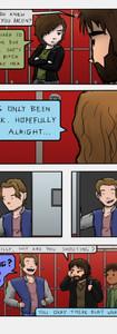 Comics: Detention at Bournewood High