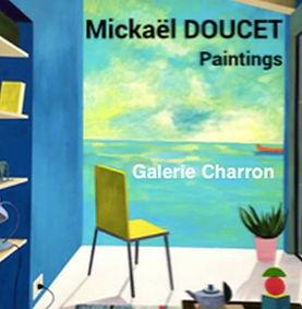 Peintures de Mickael Doucet