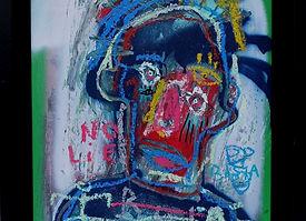 Découvrir les peintures de l'artiste Jazzu