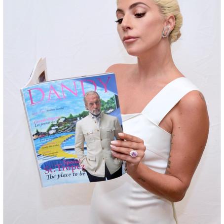 Mickaël Doucet pour Dandy Magazine