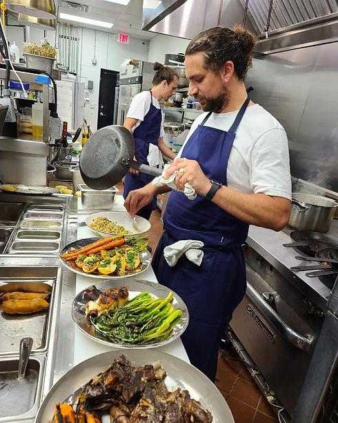 Chef Shay Lavi